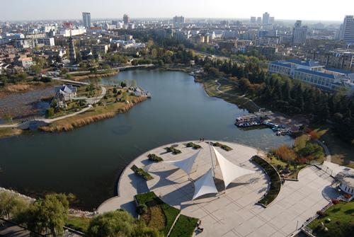 阜阳同性公园_颍上县八里河公园为国家aaaaa级风景区,阜阳生态园和迪沟生态园均为