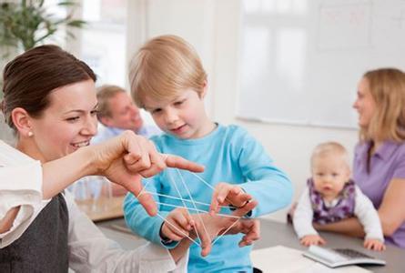 三岁幼儿教育,妈妈不能忽视的幼儿教育