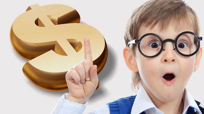 如何培养孩子的理财能力
