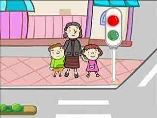 爸妈一定要知道,如何教育孩子安全过马路