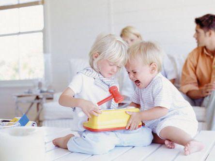 宝宝打人不可怕,可怕的是错误的管教方法