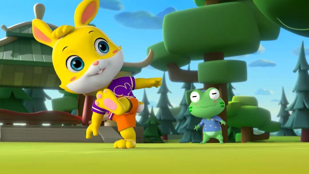 动画片变早教启蒙课《兔子贝贝》音乐MV中隐藏的育儿理念,你知道多少?