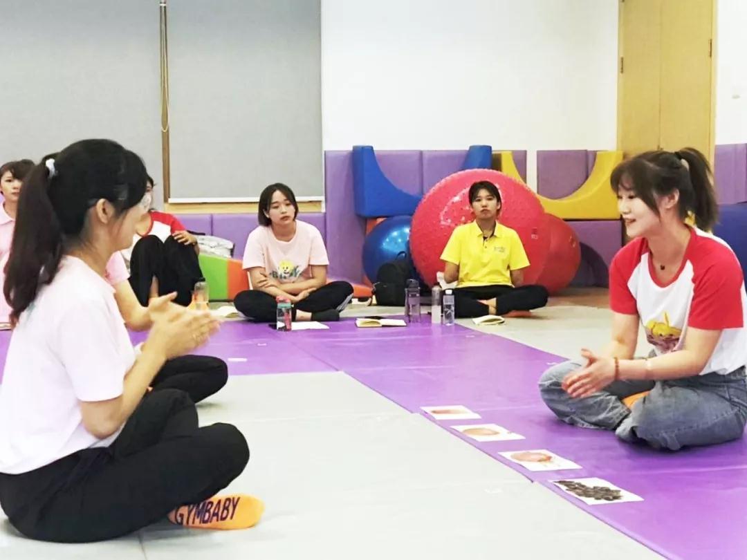 运动宝贝开启全国早教师统考月,让优秀成为一种习惯