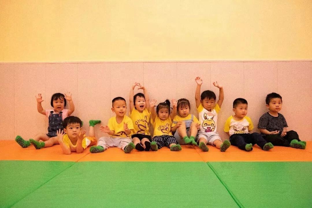 """早教中心,也是孩子的""""小社会"""""""
