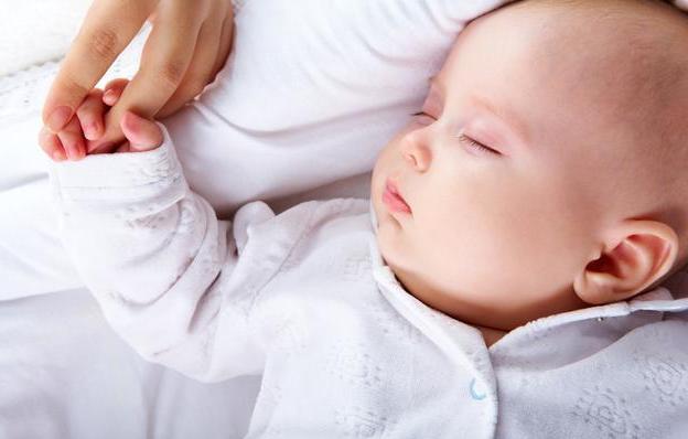 不同月龄的宝宝每天睡几个小时,小睡几次?看完这篇你就明白了