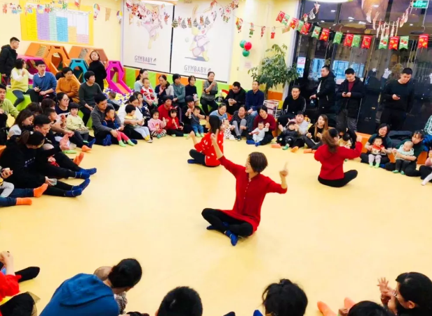 运动宝贝全国早教中心活动集锦 | 传递暖暖小美好!