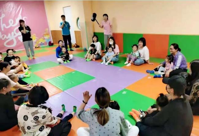 运动宝贝早教中心活动集锦 | 精彩夏日,缤纷童趣