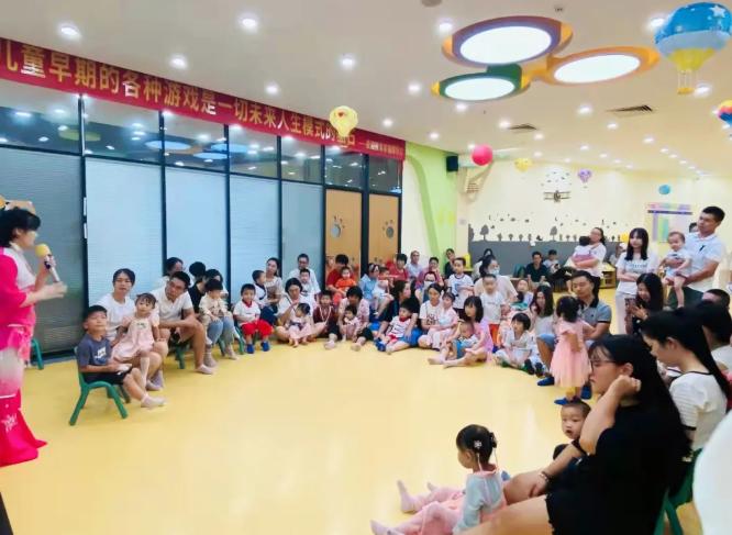 运动宝贝活动集锦 | 花好月圆,中秋节精彩回顾